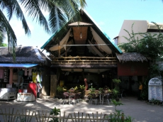 Boracay Beach, True Food, 2005