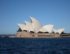 Sydney- Australien wir kommen